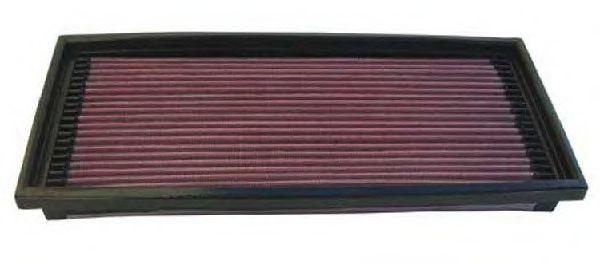 192 K/&N Luftfilter Fiat Stilo 1.8i 33-2846