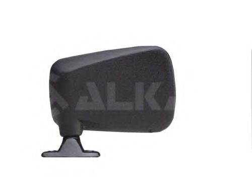 Alkar 6401383 Outside Flat Mirror Glass with Holder